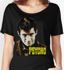 Psycho- Norman Bates Women's Relaxed Fit T-Shirt