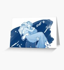 Feysand- Starfall 02 Greeting Card
