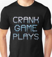 Crumbled Pixels | CrankGameplays Unisex T-Shirt