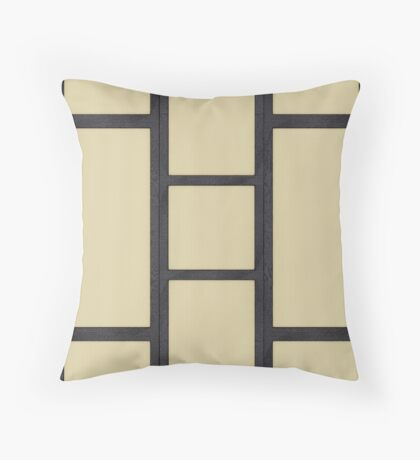 Tatami Throw Pillow