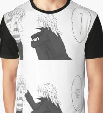 YGO-Tender Shipping Graphic T-Shirt