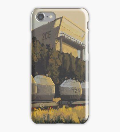 Spore Dispersal iPhone Case/Skin