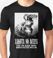 Lakota No Access NODAPL Unisex T-Shirt