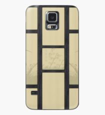 Tatami - bamboo Case/Skin for Samsung Galaxy