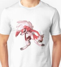 Pokémon - Lycanroc (Midnight Form) Unisex T-Shirt