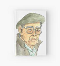 Anciano Portugués Cuaderno de tapa dura