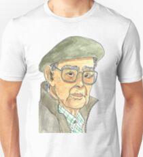 Anciano Portugués Camiseta unisex