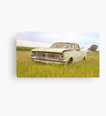 The Old Holden Farm Ute..... Canvas Print