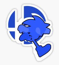 Sonic - Super Smash Bros. Sticker