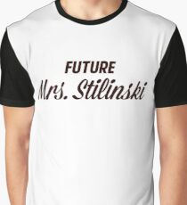 Future Mrs. Stilinski Graphic T-Shirt