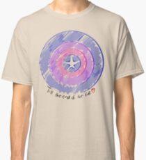 Bisexual, Captain ;) Classic T-Shirt