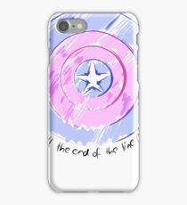 Bisexual, Captain ;) iPhone Case/Skin