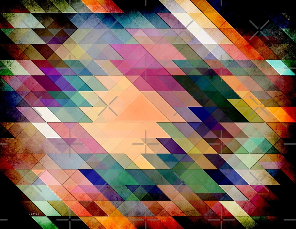 Triangles And Parallelograms by Phil Perkins