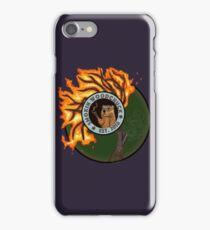 Smoking Woodchuck iPhone Case/Skin