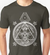 Arcane Circle Slim Fit T-Shirt