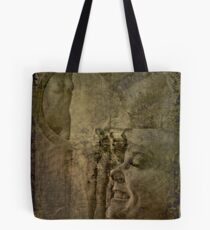 Ancient Leathered Truth Tote Bag