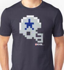 DAL Helmet - Tecmo Bowl Shirt T-Shirt