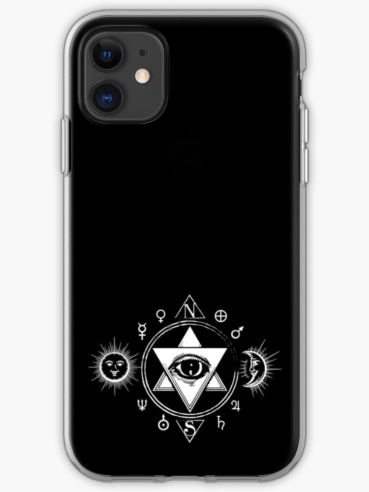 All Seeing iPhone 11 case