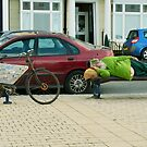 Limited Parking by Carol Bleasdale