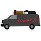 Rowdy 3 by Aidan Bell