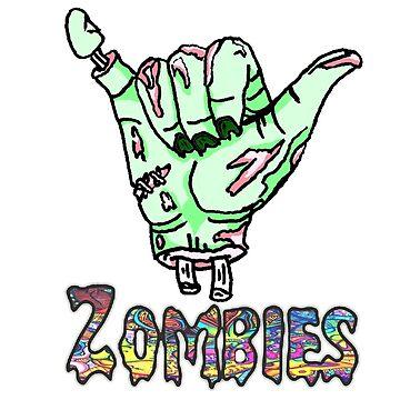Zombies Shaka 2 by mindsmoke