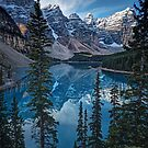 Moraine Lake No. 1 by Peter Hammer