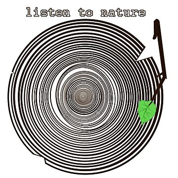 Listen to Nature by ItsIronic