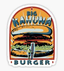 big kahuna burguer Sticker