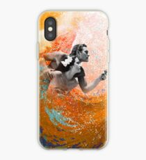 Waimea Ward and the Hurricane iPhone Case