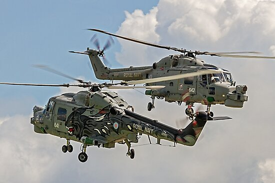 """702 NAS """"Black Cats"""" dancing by Colin Smedley"""