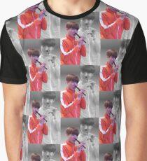 JHOPE FLUTE - FLASHBACK VER Graphic T-Shirt