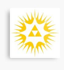 Spiritual Triforce  Metal Print