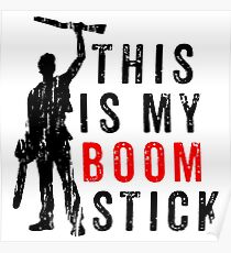 This is My Boomstick Poster