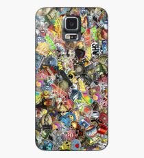 CSGO Sticker Bomb Case/Skin for Samsung Galaxy