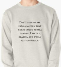 Dragon of Feminism 2 Pullover
