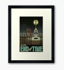Chrono Trigger End of Time Framed Print