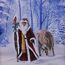 Father Christmas by Ria Spencer