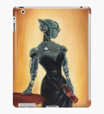 Madame KL-E-0 iPad Case/Skin