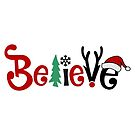 Christmas - Believe  by sullat04