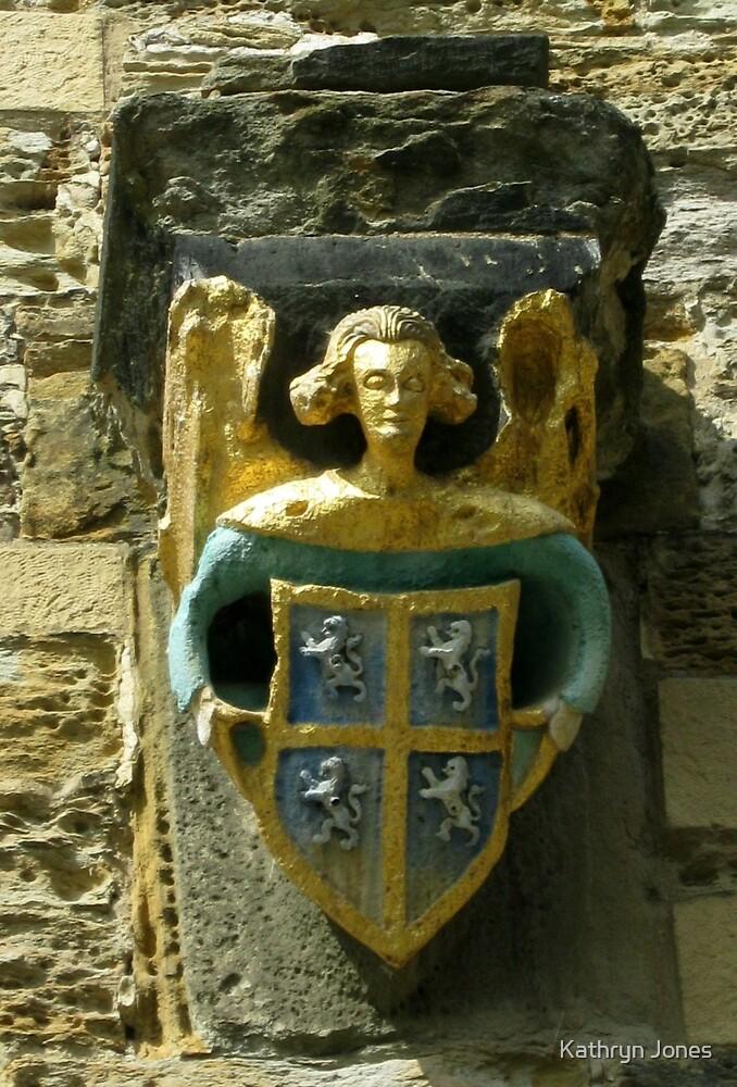 Gargoyle - Durham Cathedral by Kathryn Jones
