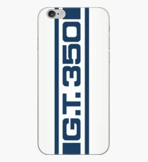 1965 Ford Mustang Shelby GT350 iPhone Case