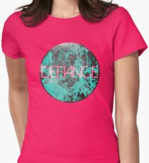 Defiance Womens Fitted T-Shirt