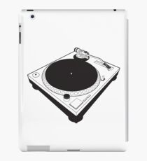 Turntable Classic Design By Retro Vectors iPad Case/Skin