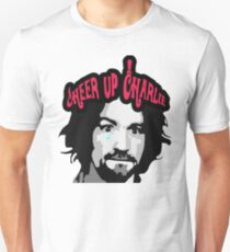 Cheer Up, Charlie!   T-Shirt
