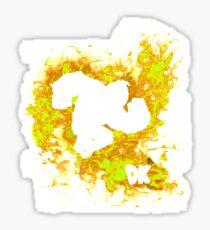 Donkey Kong Spirit Sticker