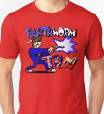Earthworm Ten Unisex T-Shirt