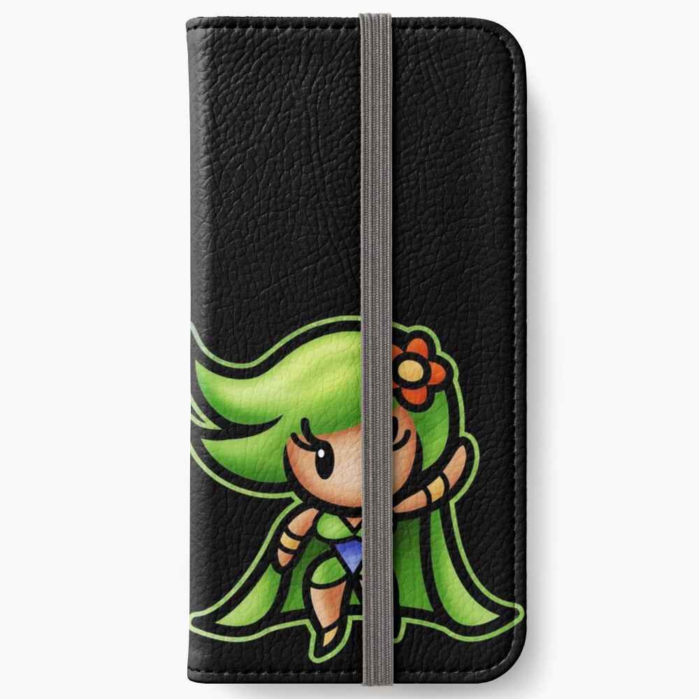 Rydia Adult 1991 iPhone Wallet