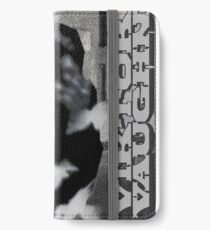 Vaudeville villain iPhone Wallet/Case/Skin
