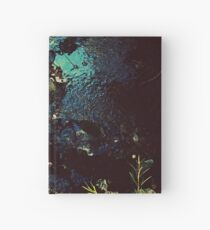 Life is Not Black and White Hardcover Journal
