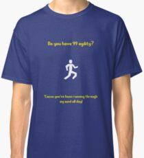 Runescape Agility pickup line  Classic T-Shirt